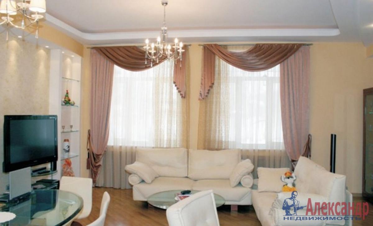 2-комнатная квартира (86м2) в аренду по адресу Московский просп., 172— фото 1 из 3