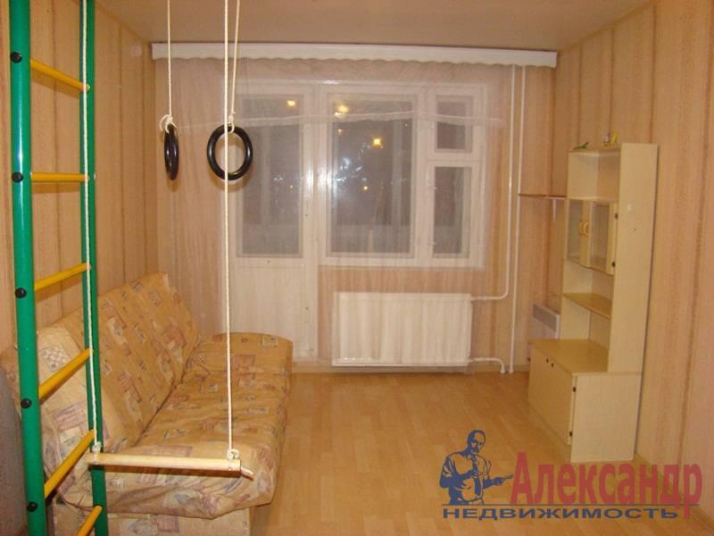 1-комнатная квартира (38м2) в аренду по адресу Сикейроса ул., 12— фото 1 из 6