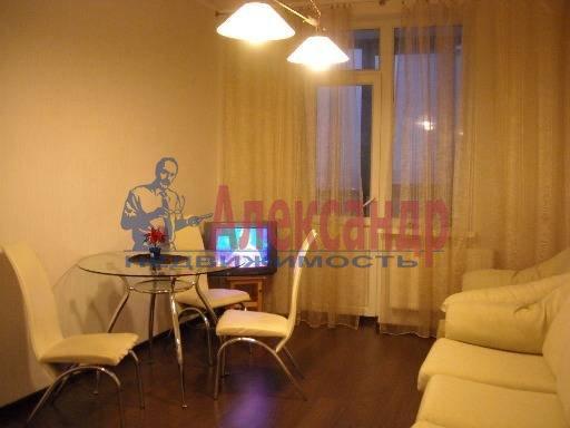 2-комнатная квартира (75м2) в аренду по адресу Приморский пр., 137— фото 5 из 7