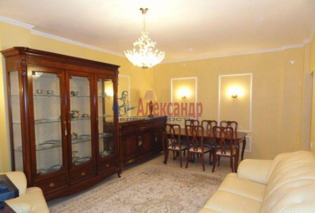 3-комнатная квартира (103м2) в аренду по адресу Рубинштейна ул., 15/17— фото 3 из 3