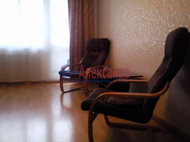 1-комнатная квартира (40м2) в аренду по адресу Дачный пр., 36— фото 9 из 11