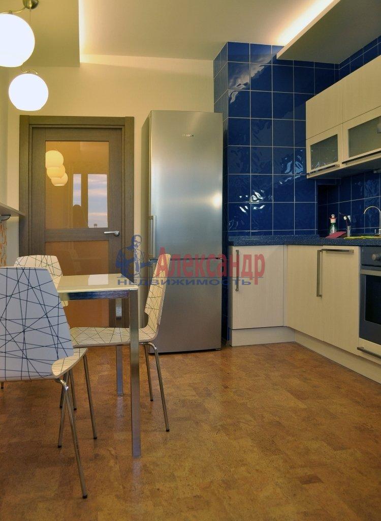 1-комнатная квартира (35м2) в аренду по адресу Манчестерская ул., 16— фото 2 из 3