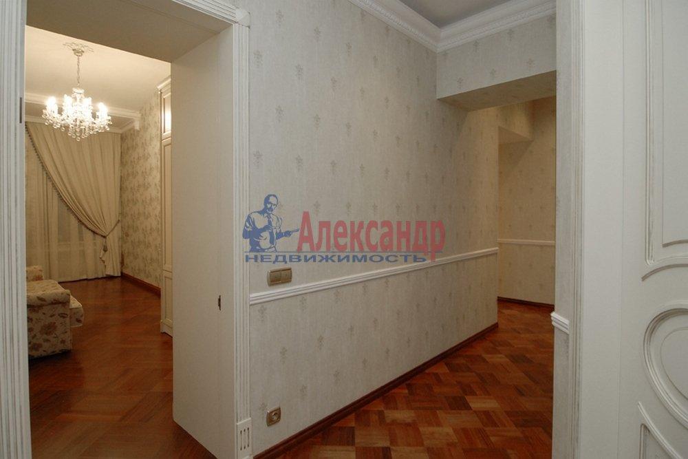 4-комнатная квартира (150м2) в аренду по адресу Миллионная ул., 17— фото 5 из 9