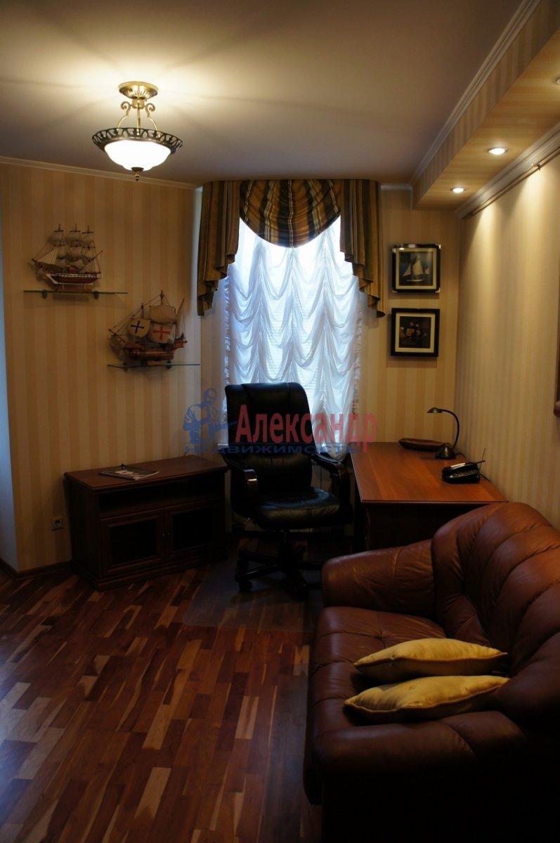 5-комнатная квартира (202м2) в аренду по адресу Дачный пр., 24— фото 14 из 25