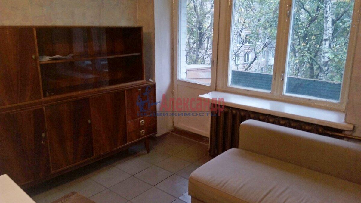 1-комнатная квартира (28м2) в аренду по адресу Гражданский пр., 21— фото 1 из 8