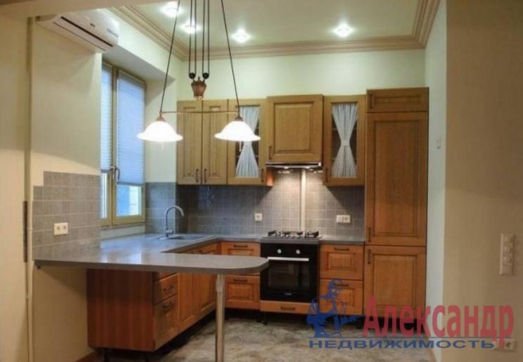 2-комнатная квартира (60м2) в аренду по адресу Средний В.О. пр., 11— фото 2 из 2