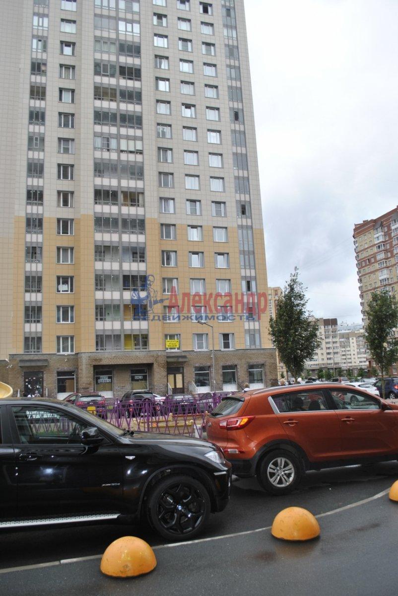 1-комнатная квартира (44м2) в аренду по адресу Лыжный пер., 4— фото 19 из 19