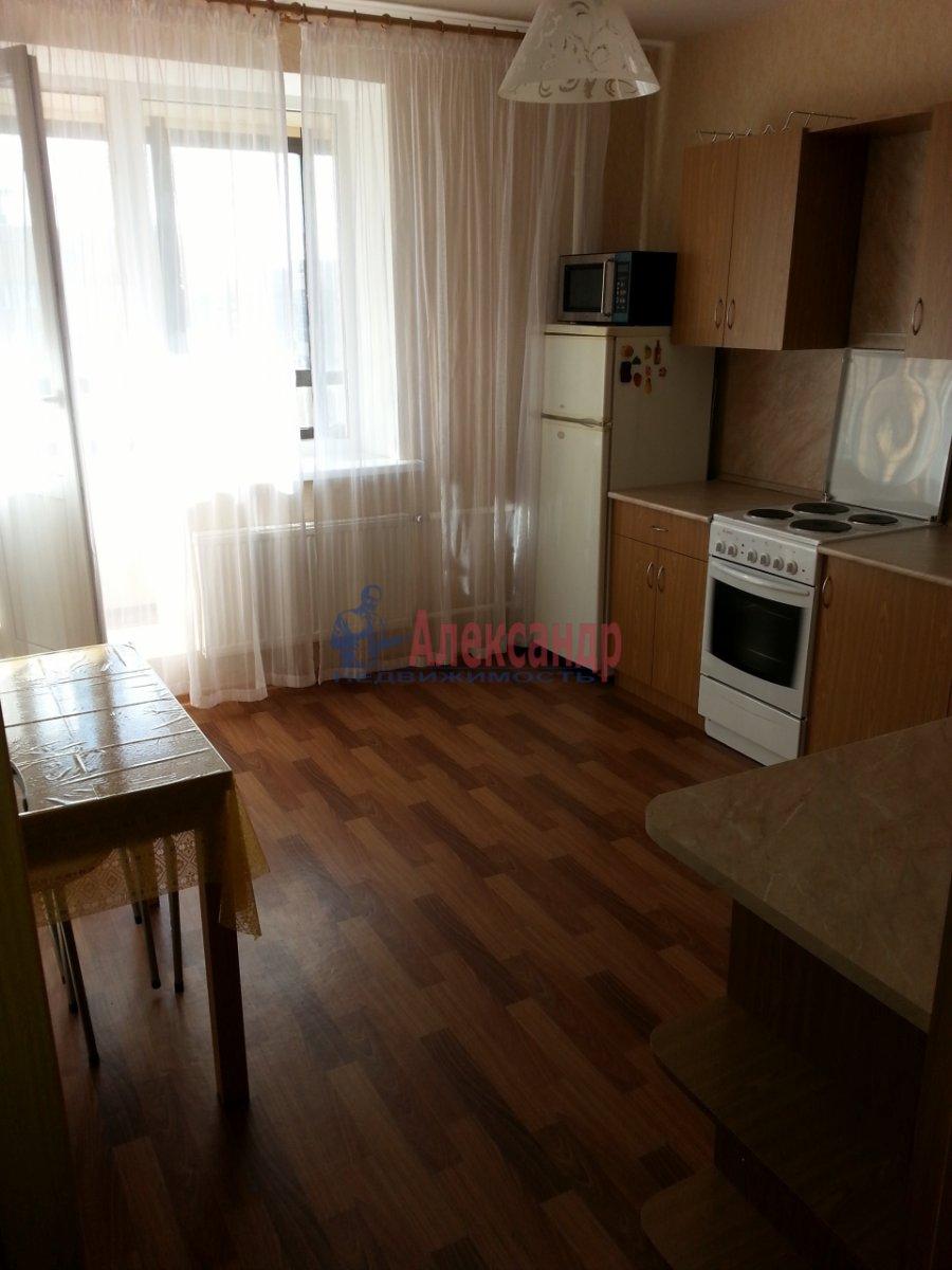 1-комнатная квартира (37м2) в аренду по адресу Парголово пос., Валерия Гаврилина ул., 3— фото 1 из 11