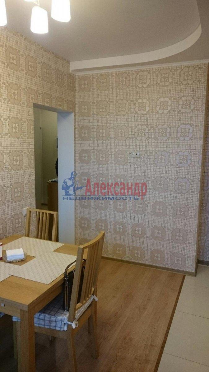 1-комнатная квартира (38м2) в аренду по адресу Луначарского пр., 11— фото 8 из 12