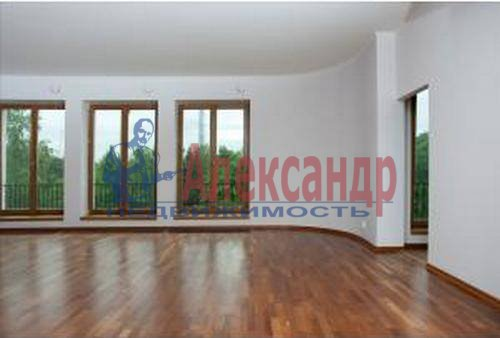 4-комнатная квартира (140м2) в аренду по адресу Мартынова наб., 74— фото 3 из 8