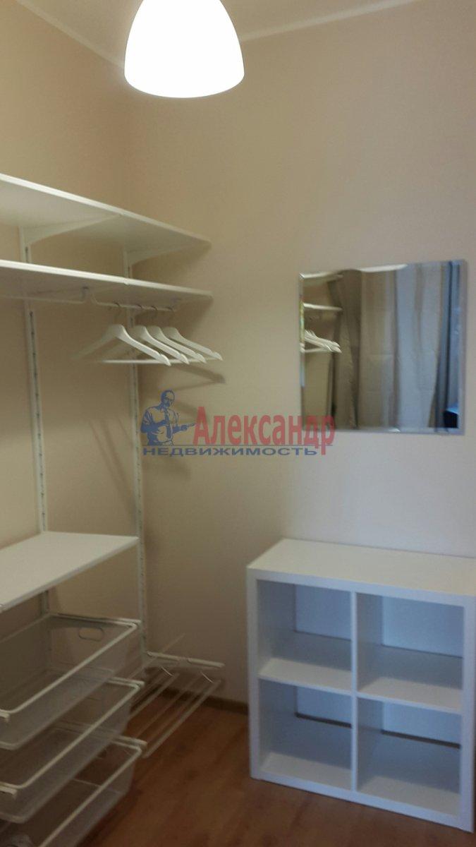 1-комнатная квартира (45м2) в аренду по адресу Мурино пос., Привокзальная пл., 3— фото 4 из 7