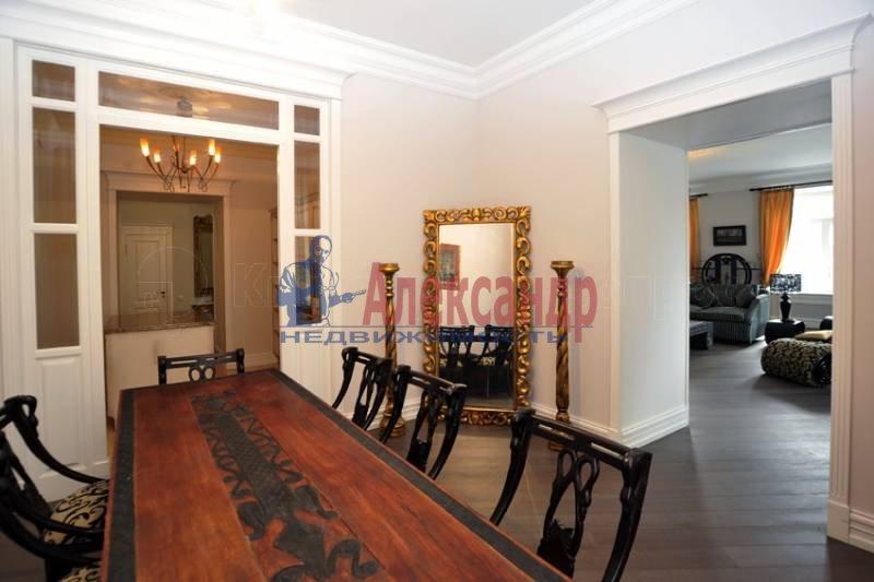 3-комнатная квартира (180м2) в аренду по адресу Бойцова пер.— фото 6 из 10
