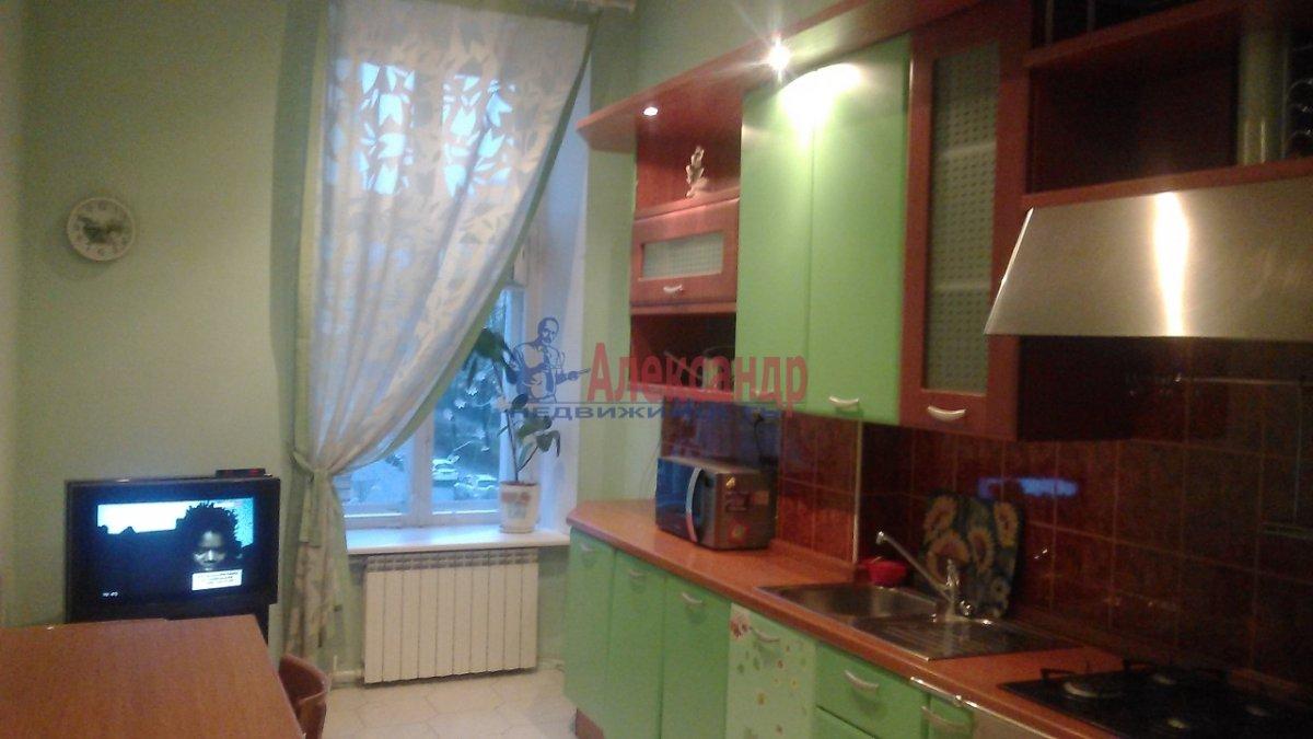 3-комнатная квартира (116м2) в аренду по адресу Тверская ул., 20— фото 6 из 8