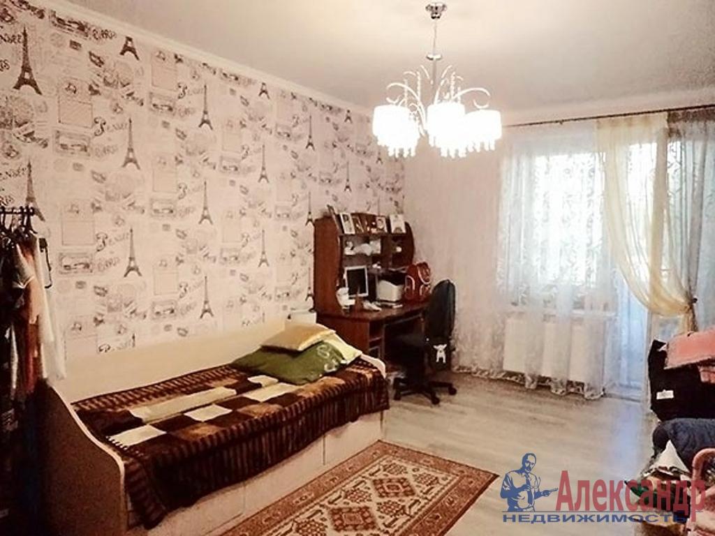 2-комнатная квартира (43м2) в аренду по адресу Маршала Блюхера пр., 50— фото 1 из 2