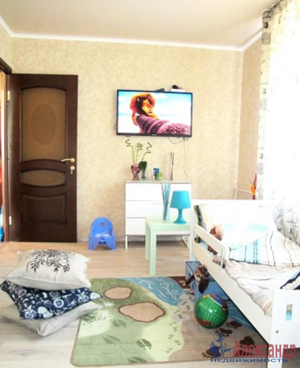 3-комнатная квартира (100м2) в аренду по адресу Гранитная ул., 54— фото 3 из 5