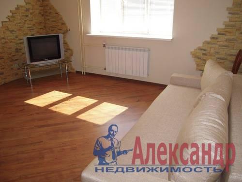 1-комнатная квартира (42м2) в аренду по адресу Ленинский пр., 135— фото 4 из 6