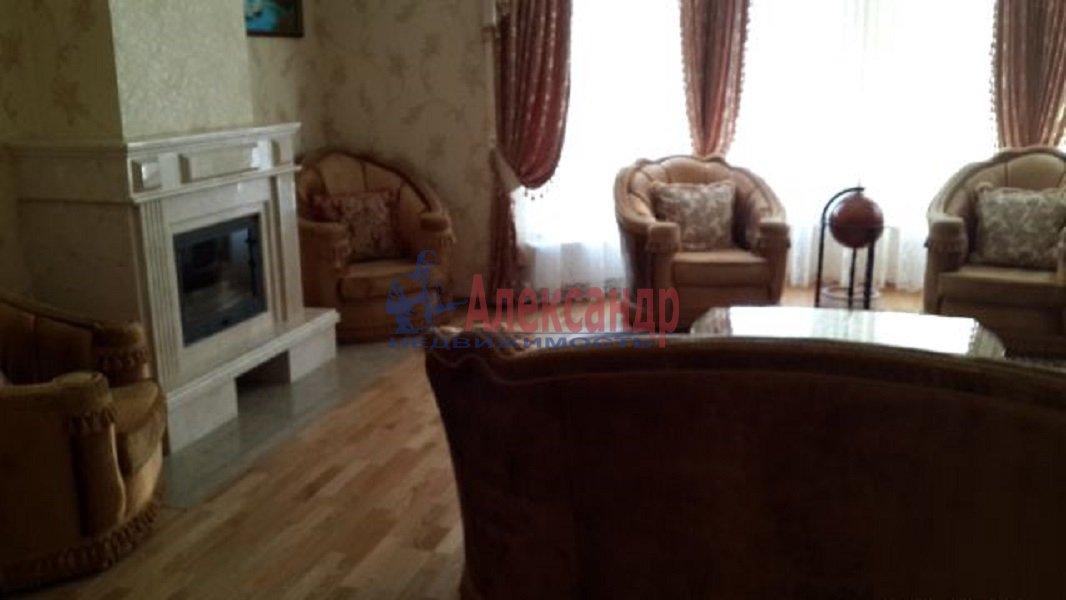 2-комнатная квартира (67м2) в аренду по адресу Туристская ул., 22— фото 3 из 7