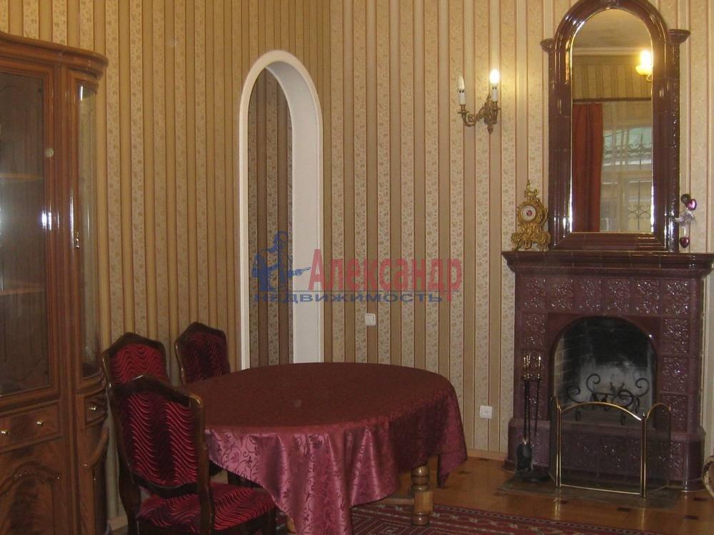 4-комнатная квартира (96м2) в аренду по адресу Гагаринская ул., 16— фото 1 из 4