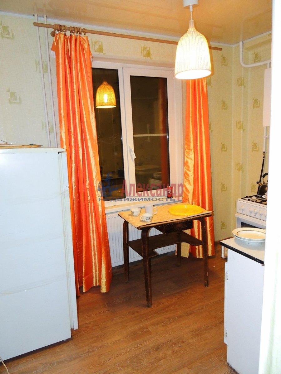 1-комнатная квартира (30м2) в аренду по адресу Большевиков пр., 75— фото 2 из 5