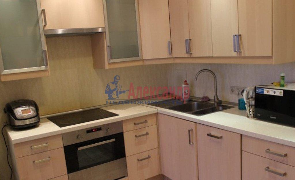 1-комнатная квартира (42м2) в аренду по адресу Мебельная ул., 25— фото 2 из 3