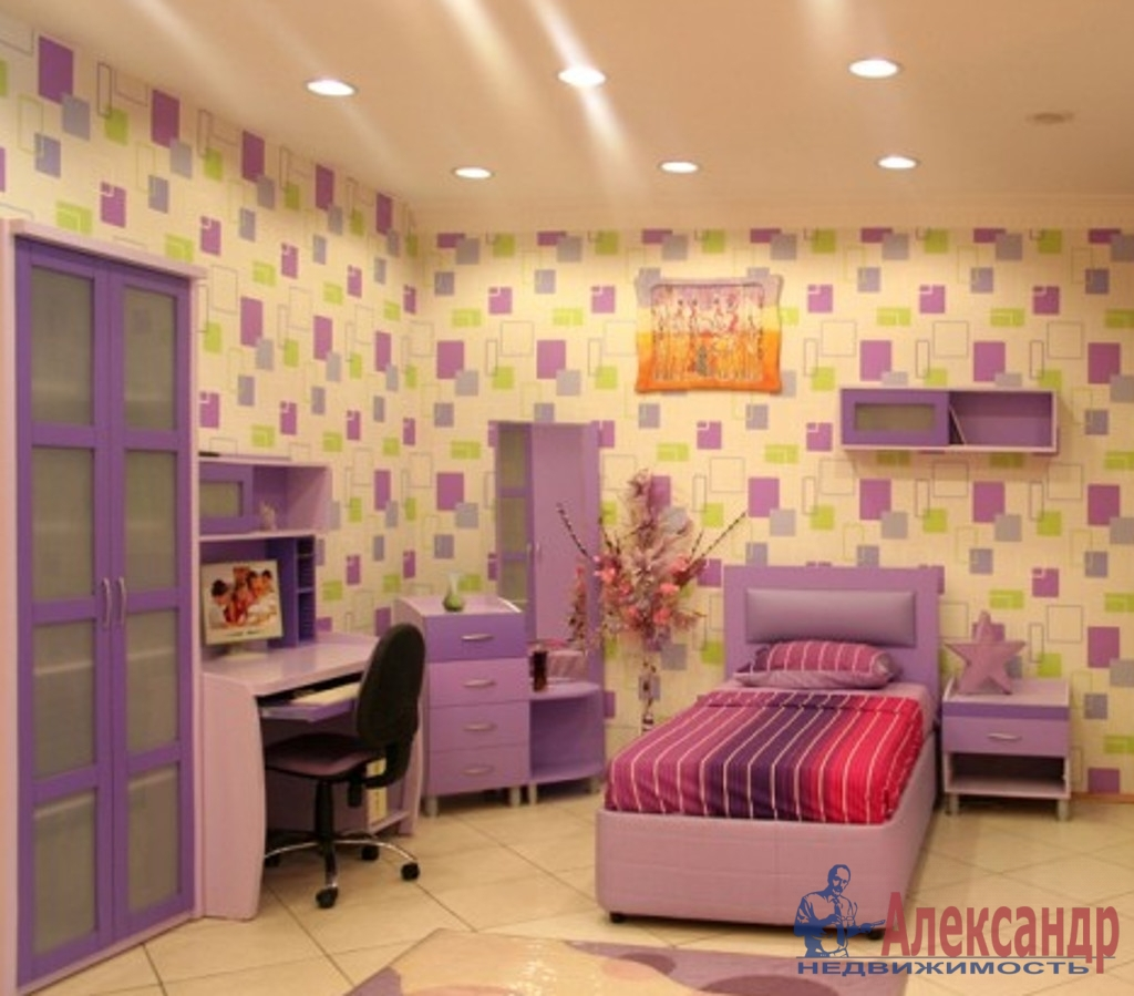 3-комнатная квартира (94м2) в аренду по адресу Полтавский пр-зд., 4— фото 2 из 5