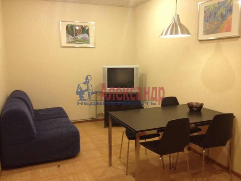 Комната в 2-комнатной квартире (62м2) в аренду по адресу Просвещения пр., 33— фото 1 из 9