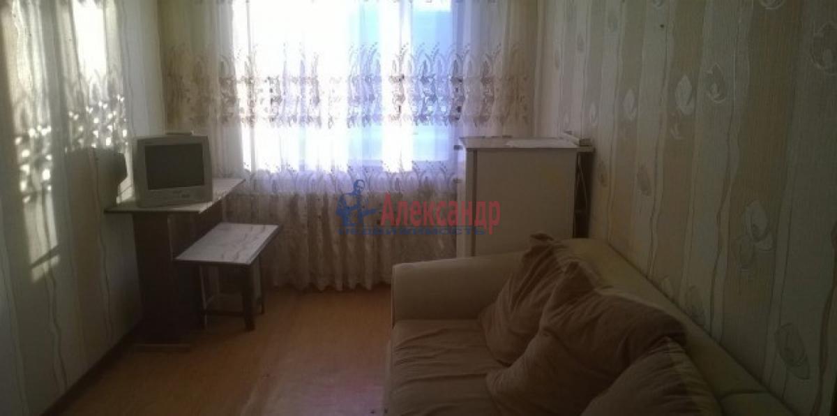 Комната в 2-комнатной квартире (45м2) в аренду по адресу Витебский пр., 55— фото 3 из 3