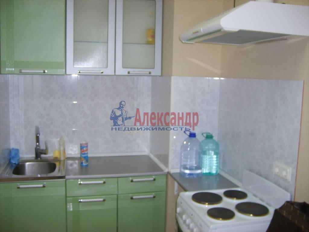 1-комнатная квартира (37м2) в аренду по адресу Варшавская ул., 23— фото 1 из 4