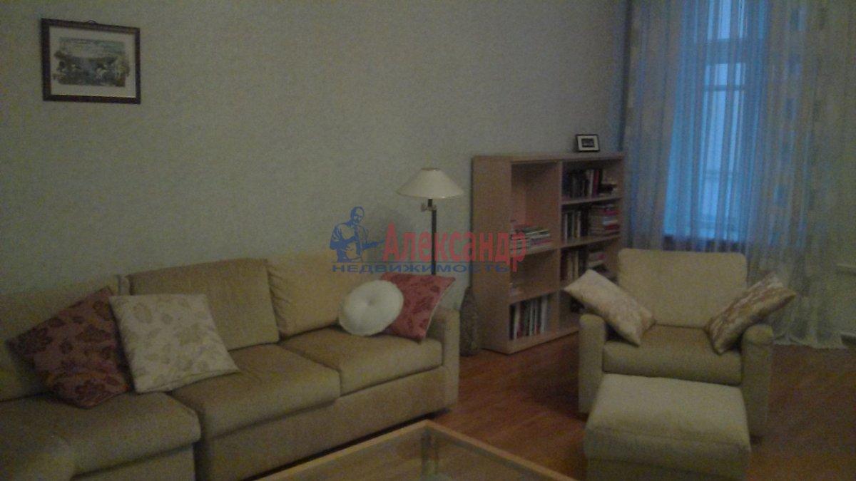 3-комнатная квартира (116м2) в аренду по адресу Тверская ул., 20— фото 1 из 8