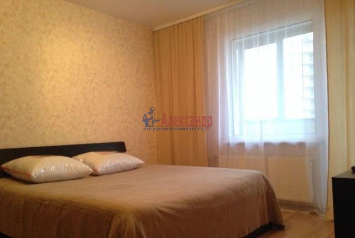 1-комнатная квартира (36м2) в аренду по адресу Варшавская ул., 23— фото 3 из 5