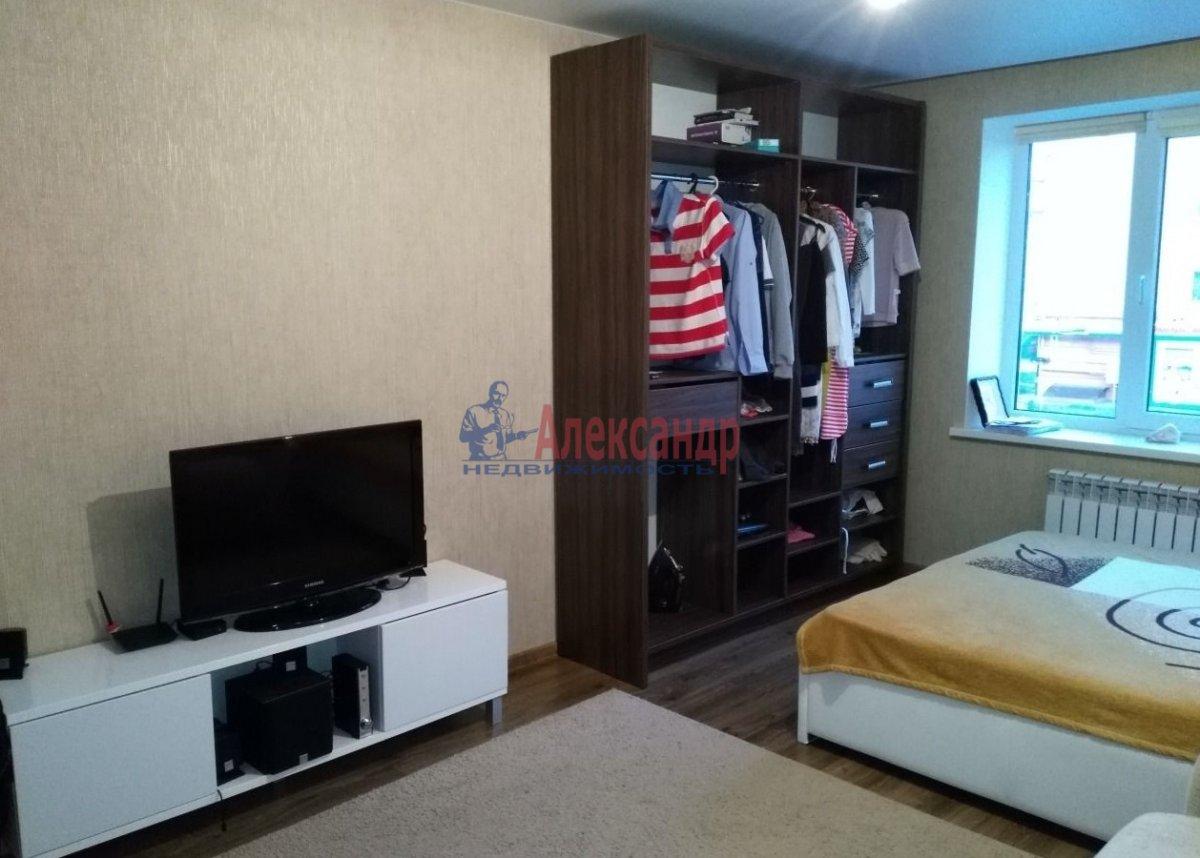 1-комнатная квартира (53м2) в аренду по адресу Российский пр., 14— фото 7 из 7