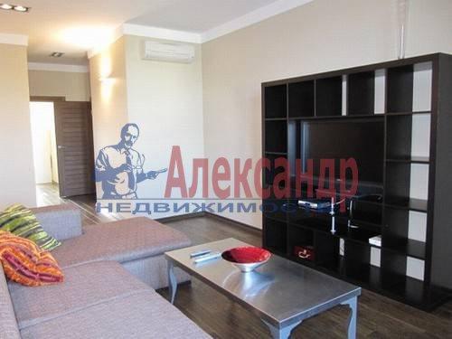 3-комнатная квартира (125м2) в аренду по адресу Московский просп., 82— фото 9 из 11