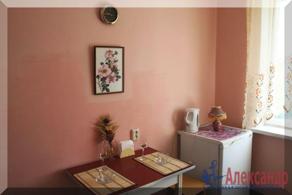 1-комнатная квартира (35м2) в аренду по адресу Юрия Гагарина просп., 26— фото 4 из 5