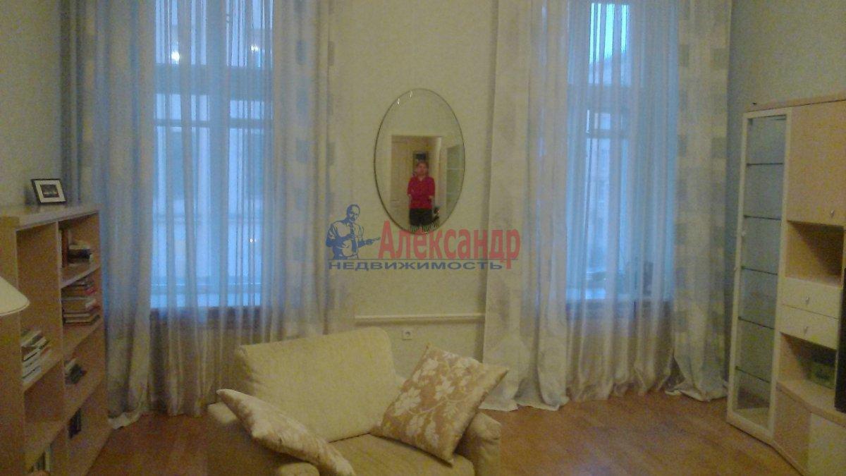 3-комнатная квартира (116м2) в аренду по адресу Тверская ул., 20— фото 2 из 8