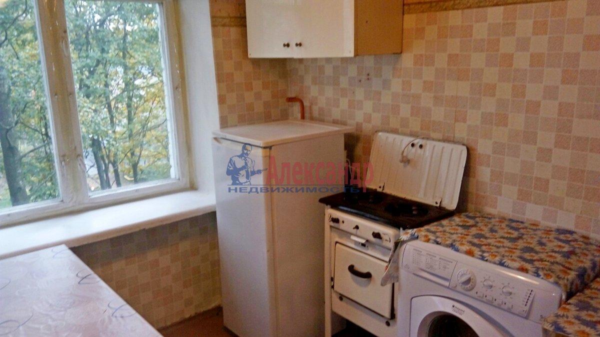 1-комнатная квартира (28м2) в аренду по адресу Гражданский пр., 21— фото 5 из 8