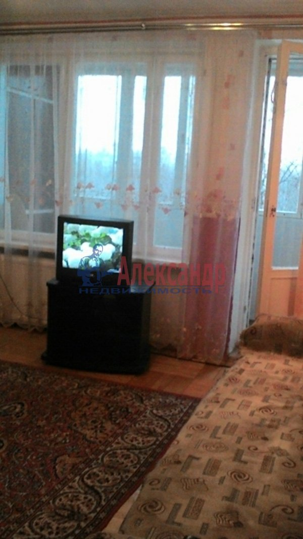 1-комнатная квартира (35м2) в аренду по адресу Энгельса пр., 151— фото 3 из 3