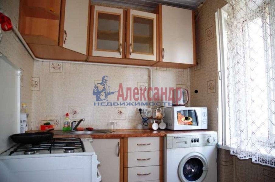 1-комнатная квартира (38м2) в аренду по адресу Черкасова ул., 2— фото 2 из 3