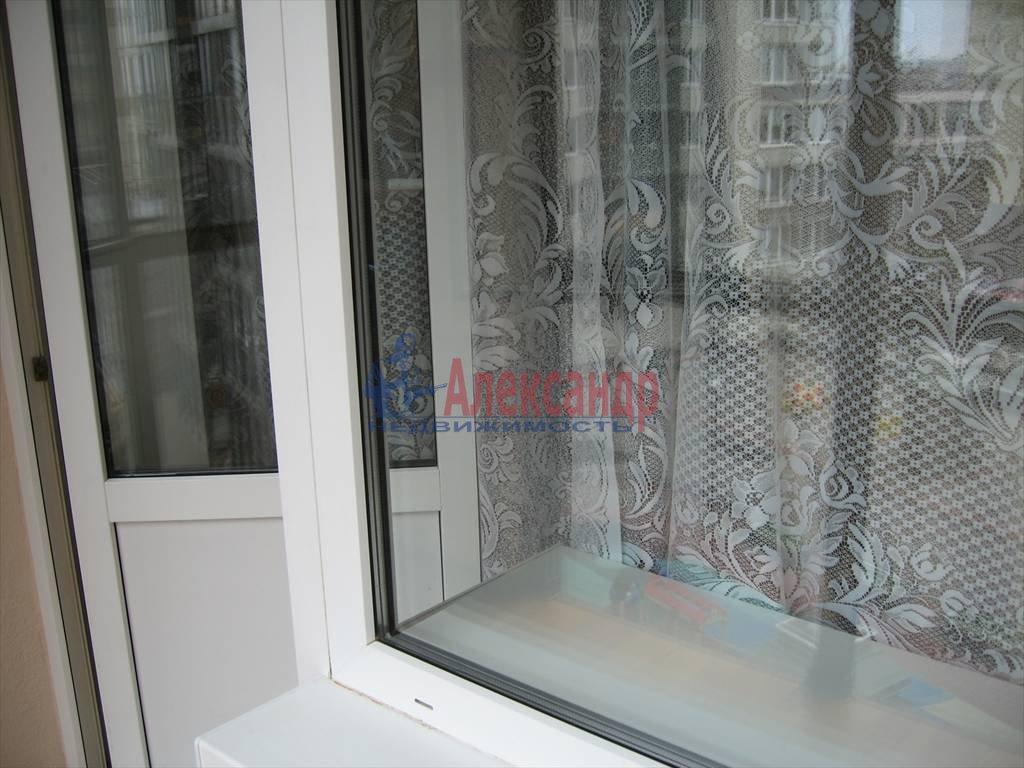 1-комнатная квартира (45м2) в аренду по адресу Кораблестроителей ул., 32— фото 14 из 14