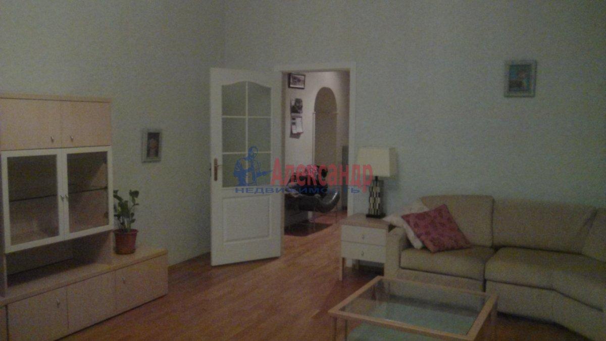 3-комнатная квартира (116м2) в аренду по адресу Тверская ул., 20— фото 4 из 8