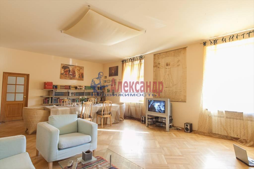 3-комнатная квартира (120м2) в аренду по адресу Бонч-Бруевича ул.— фото 1 из 13