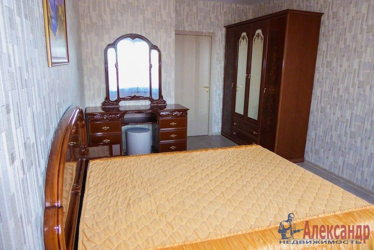 2-комнатная квартира (55м2) в аренду по адресу Гаккелевская ул., 27— фото 3 из 18