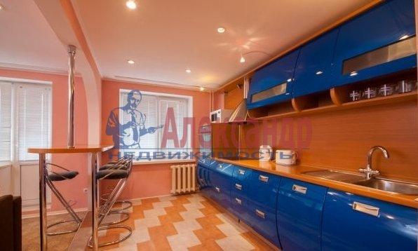 3-комнатная квартира (84м2) в аренду по адресу Бассейная ул., 10— фото 5 из 10