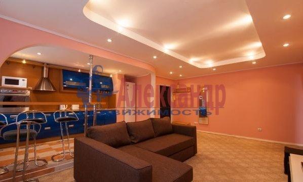 3-комнатная квартира (84м2) в аренду по адресу Бассейная ул., 10— фото 2 из 10