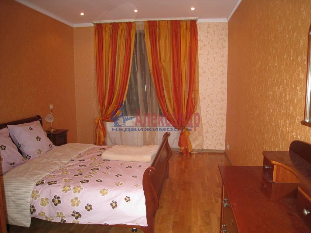 5-комнатная квартира (190м2) в аренду по адресу Мичуринская ул., 4— фото 10 из 12