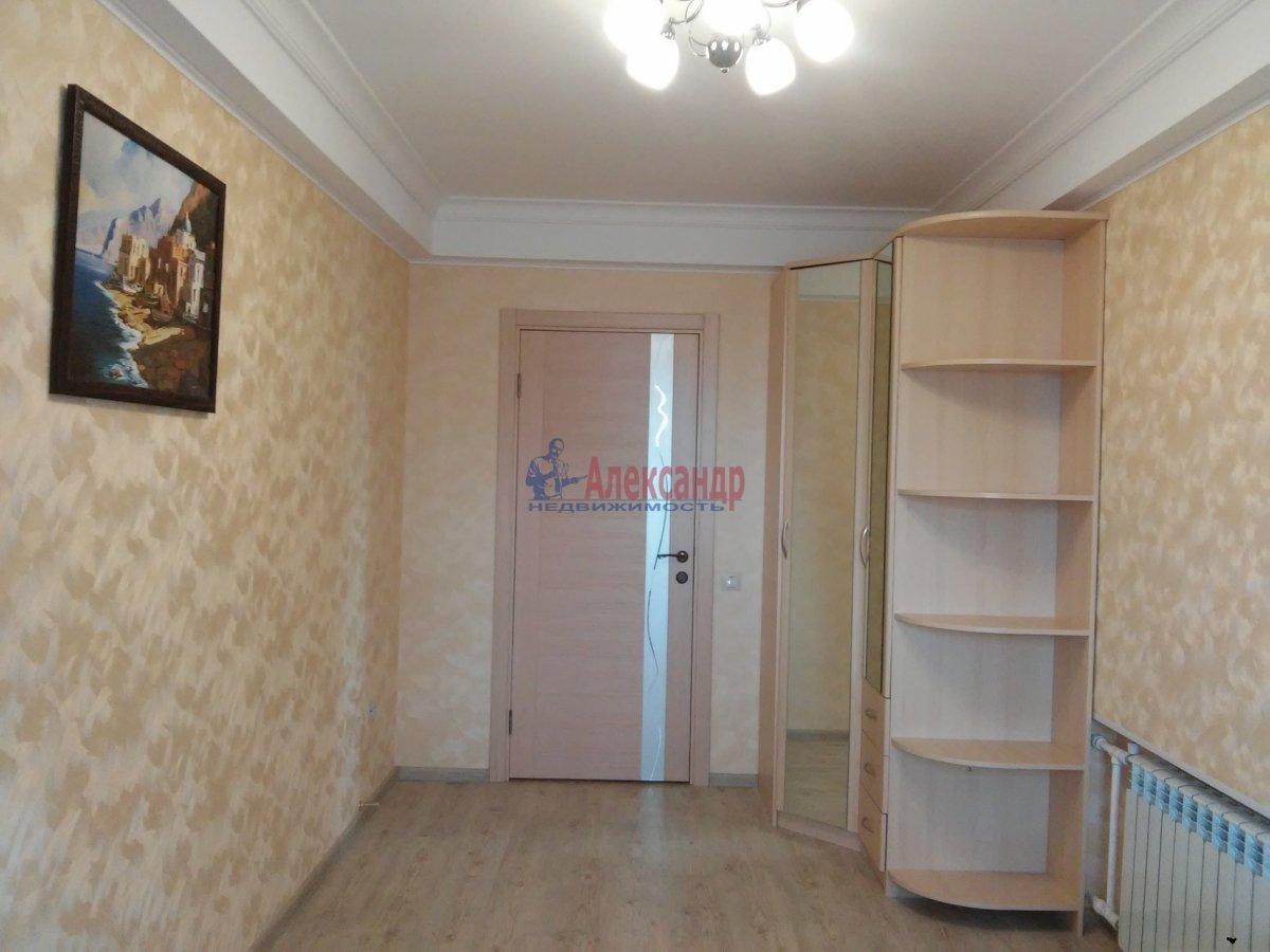 3-комнатная квартира (75м2) в аренду по адресу Бухарестская ул., 66— фото 3 из 7