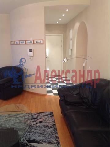 3-комнатная квартира (110м2) в аренду по адресу Бассейная ул., 27— фото 6 из 18
