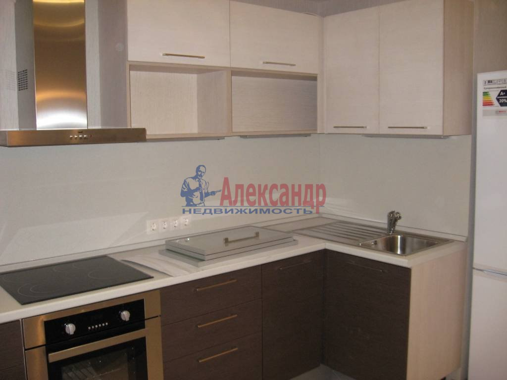 1-комнатная квартира (36м2) в аренду по адресу 5 Предпортовый пр-д, 1— фото 1 из 3