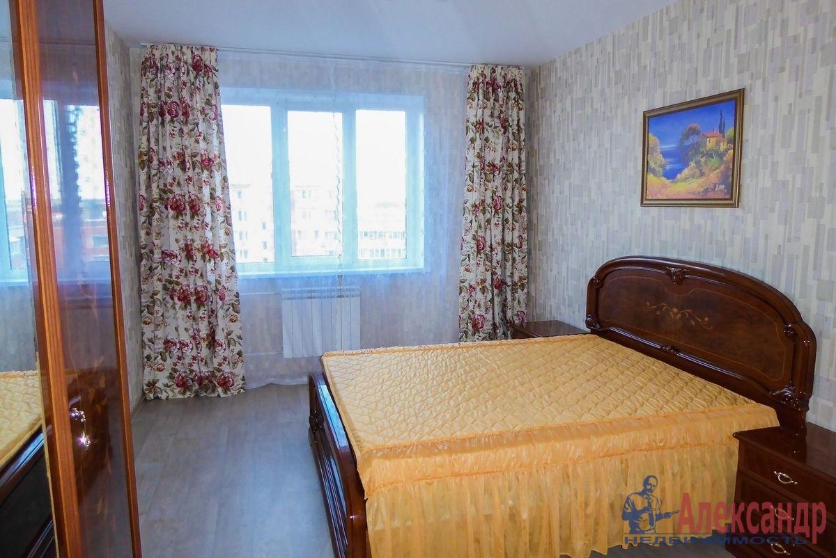 2-комнатная квартира (55м2) в аренду по адресу Гаккелевская ул., 27— фото 2 из 18