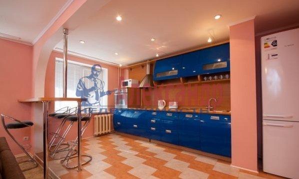 3-комнатная квартира (84м2) в аренду по адресу Бассейная ул., 10— фото 4 из 10