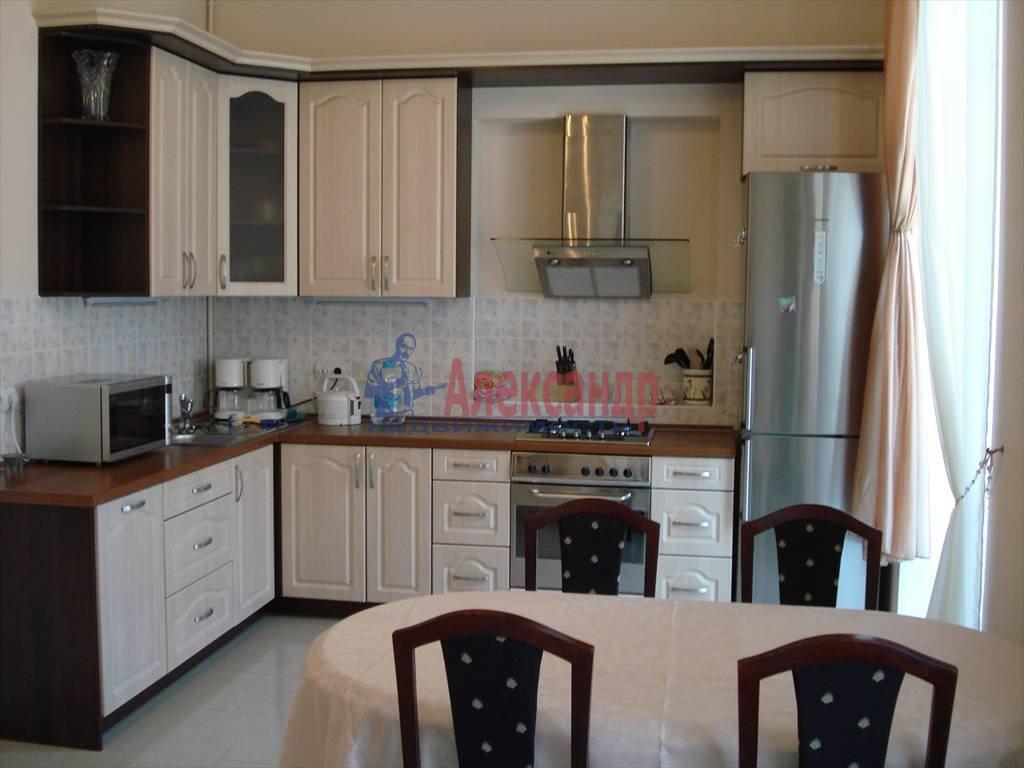 3-комнатная квартира (115м2) в аренду по адресу Малая Конюшенная ул., 9— фото 3 из 10